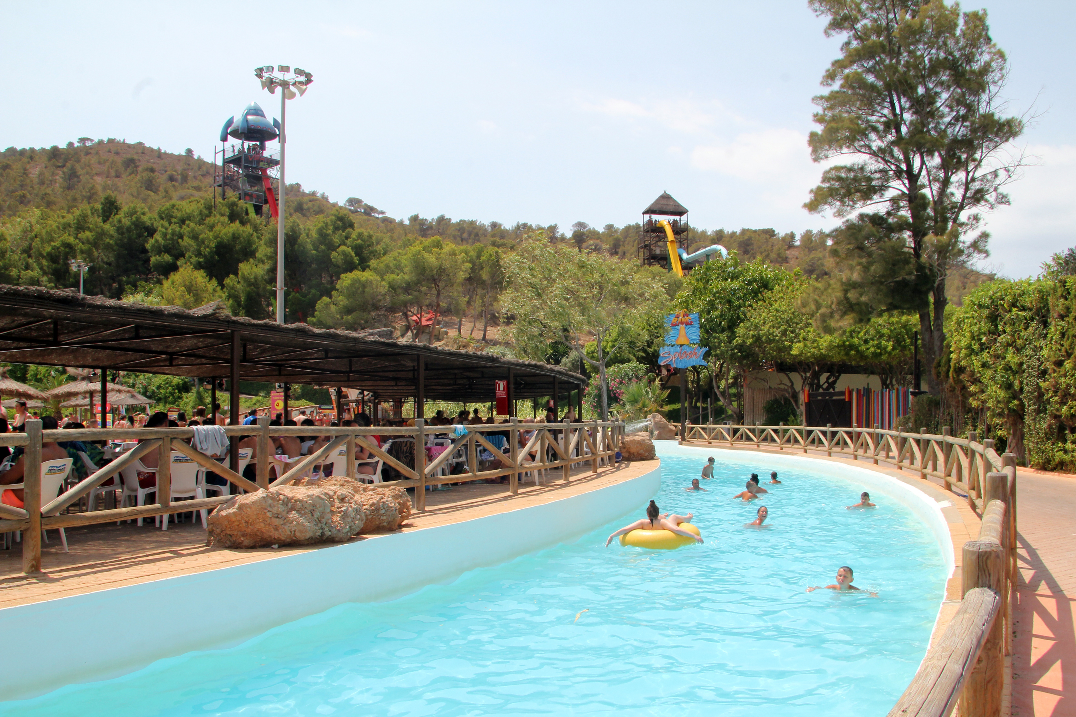 Aqualandia: A Paradise for the Little Ones