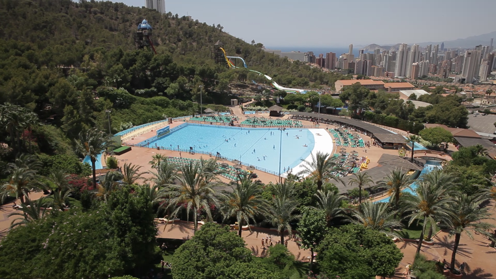 Get to know Benidorm and Marina Baixa, where Aqualandia is Found
