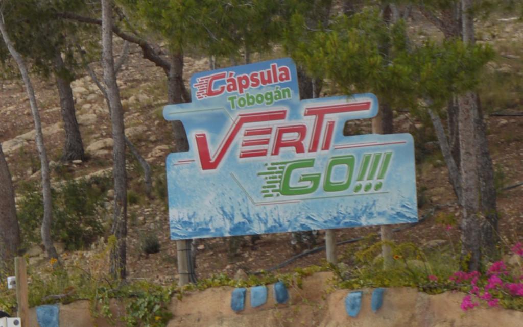 Verti-Go: The Highest Capsule Slide in the World