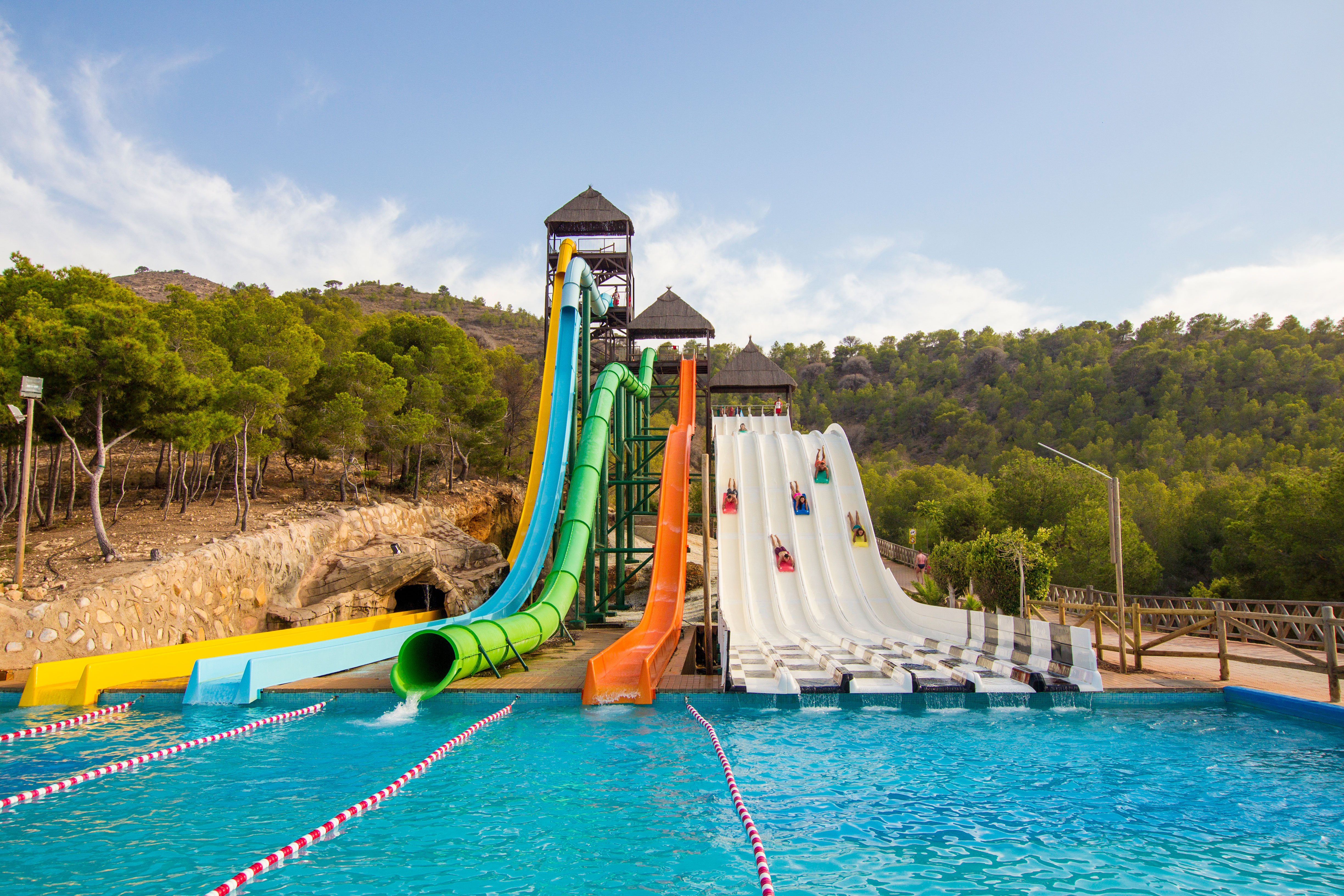 A Water Park for Adrenaline Junkies