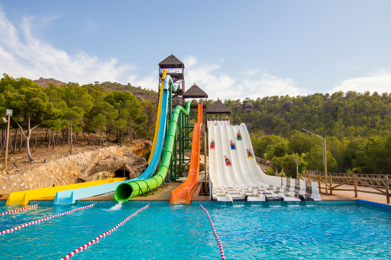 Un parque acuático para adictos a la adrenalina