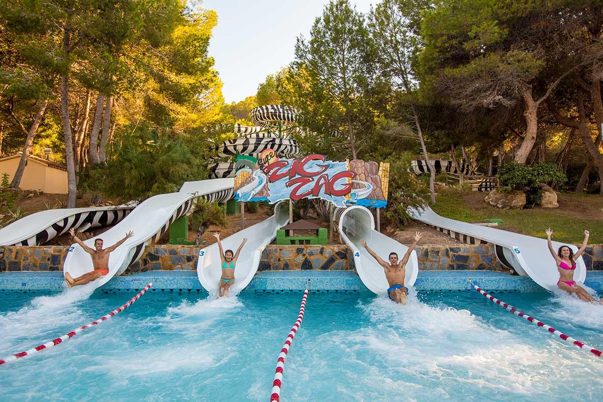Aqualandia, un parque de agua para todos