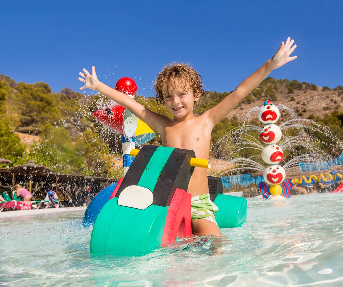 Aqualandia for the Little Ones