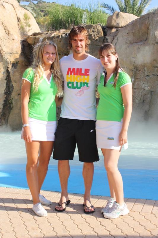 Día deportivo en Aqualandia!!