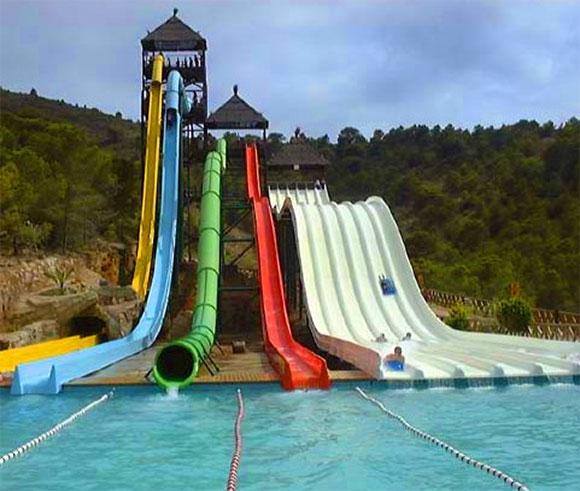 Aqualandia inicia su nueva temporada 2011