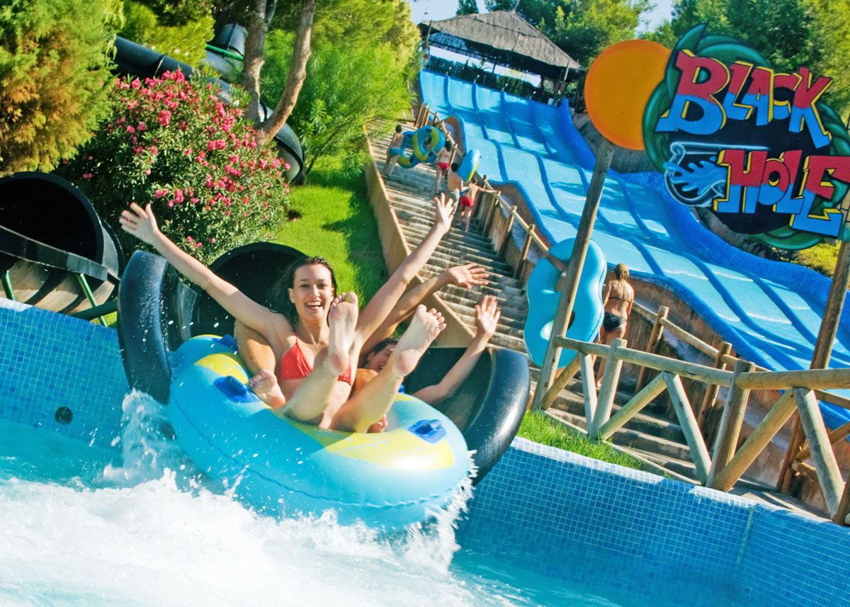 Water Parks: An Alternative Steeped in History