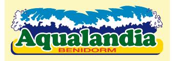Aqualandia se viste de blanco