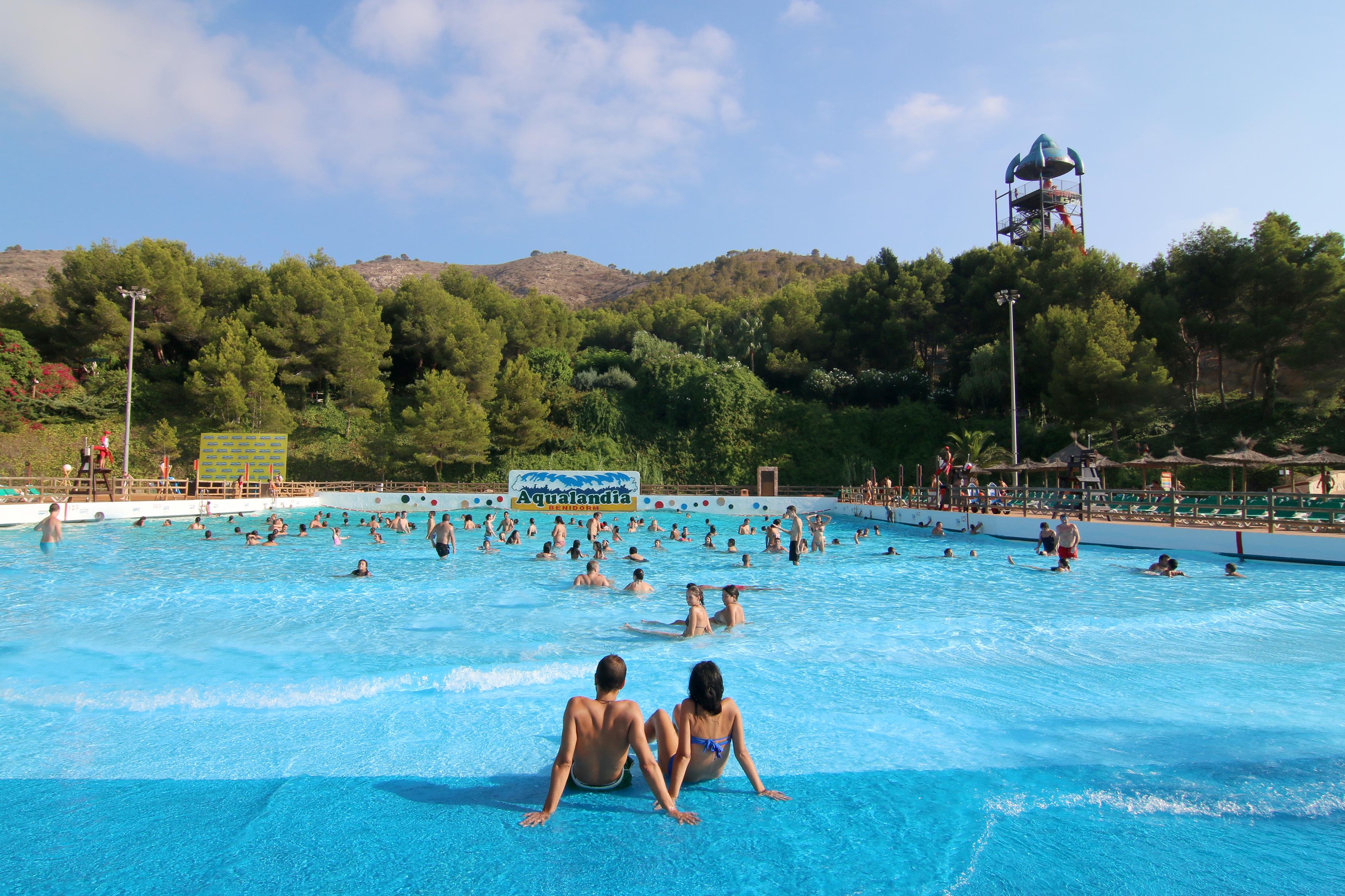 10 razones para visitar Aqualandia