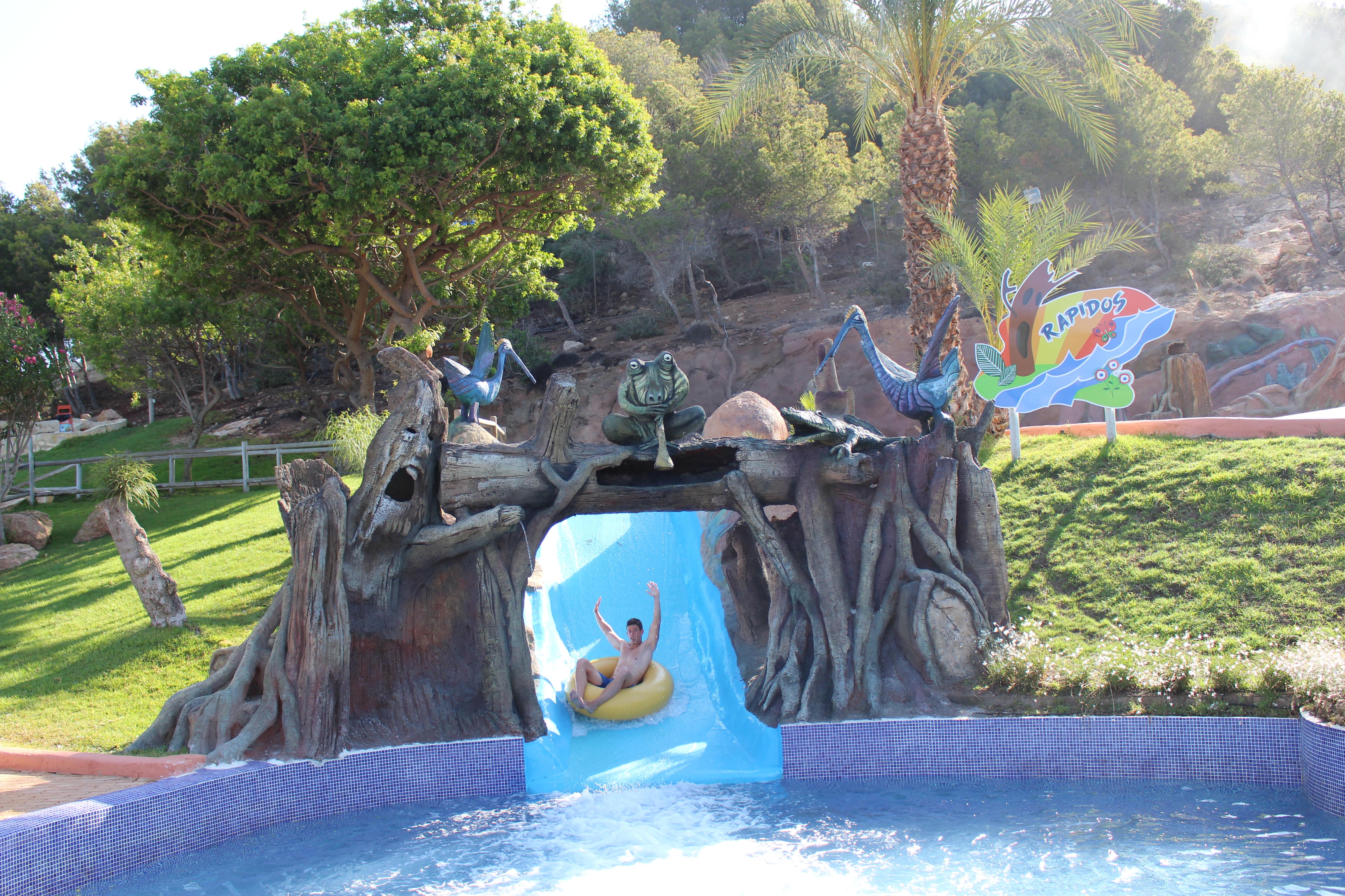 Aqualandia abre sus puertas el sábado 28 de mayo