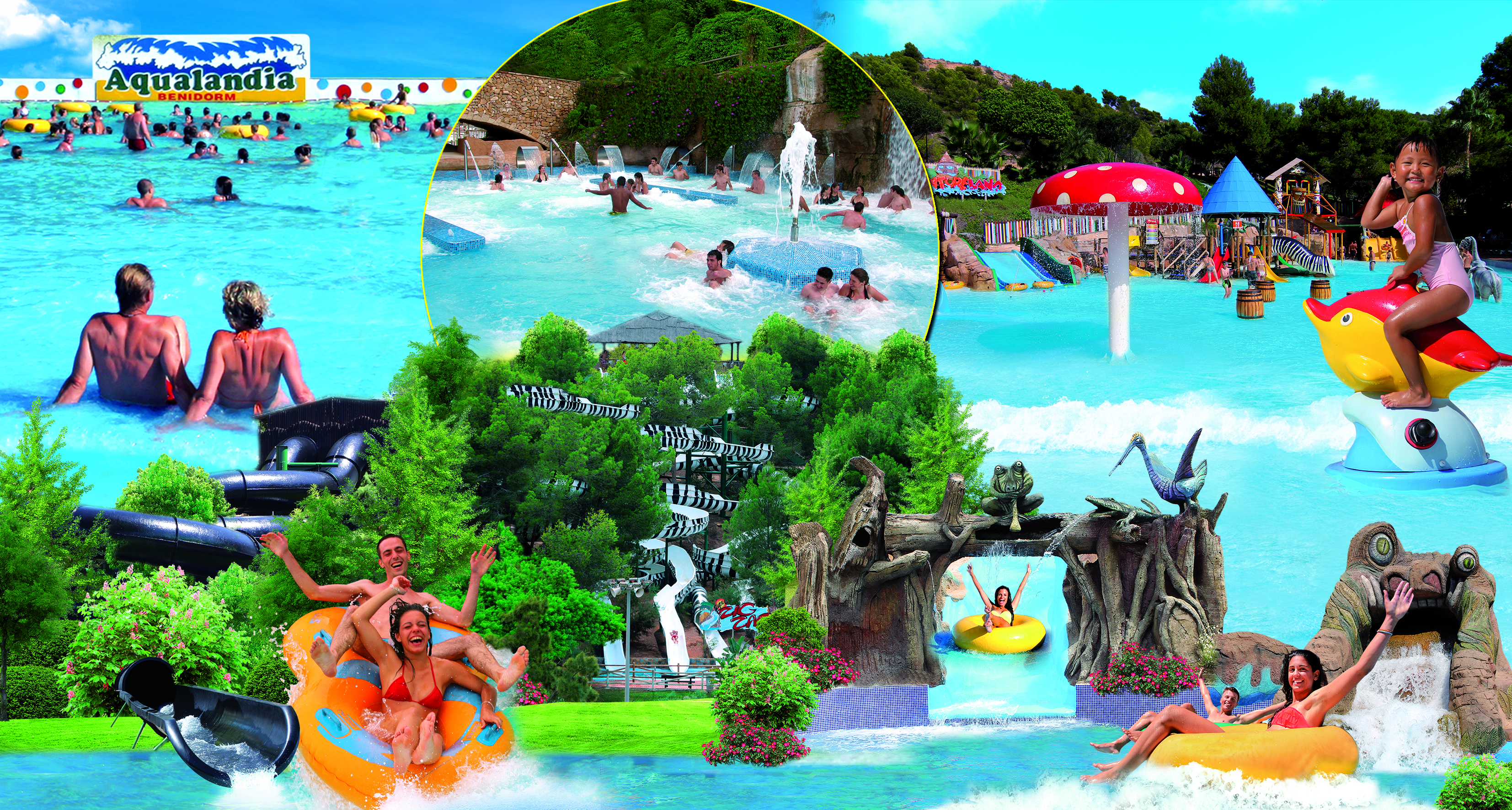 Activities for You to Enjoy at Aqualandia