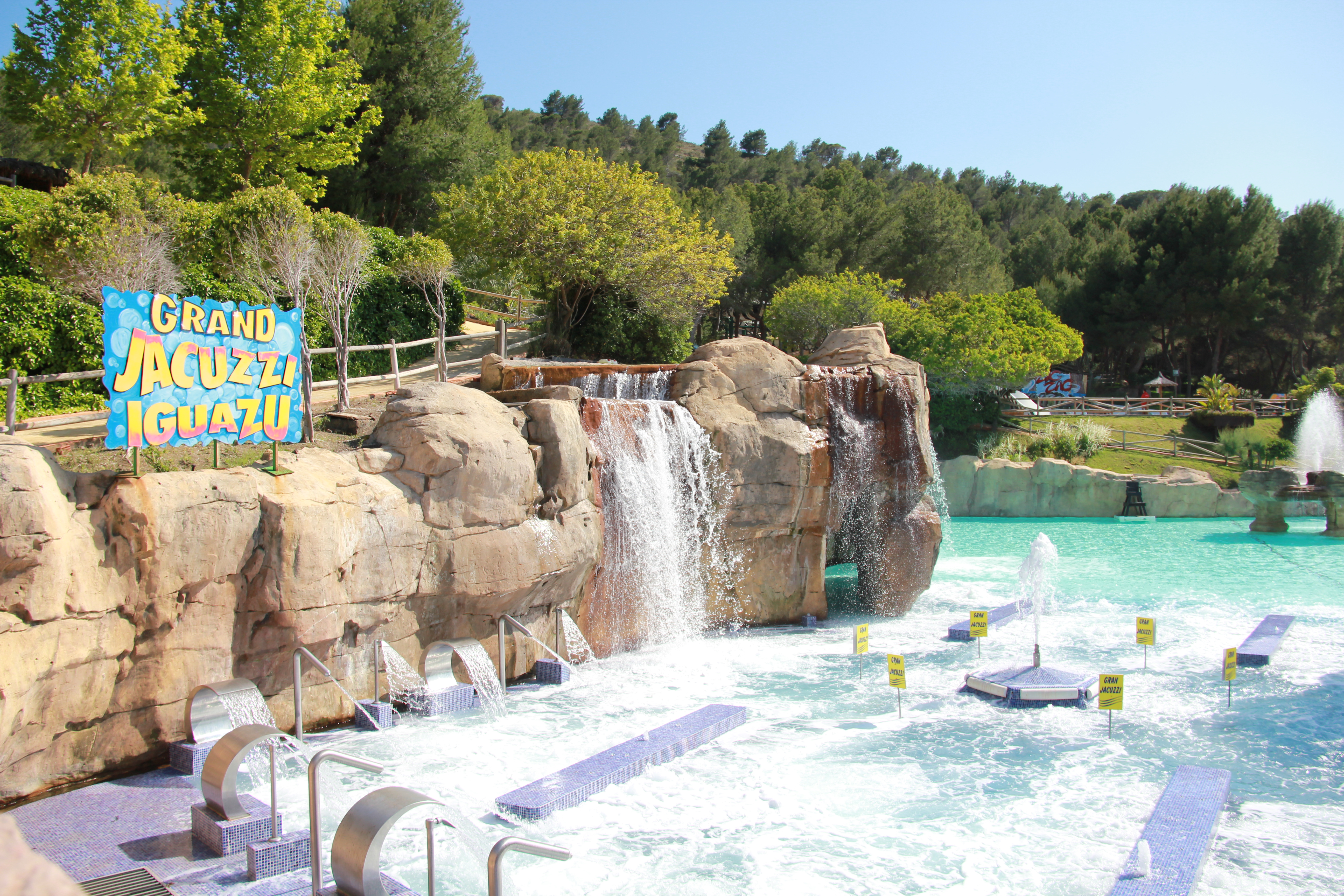 Enjoy a Day of Relaxation at Aqualandia