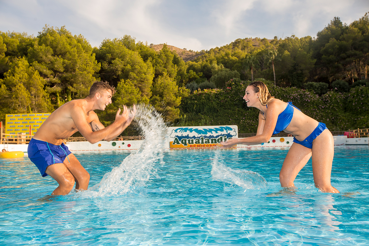 Water: The Driving Force of Fun behind Aqualandia Benidorm