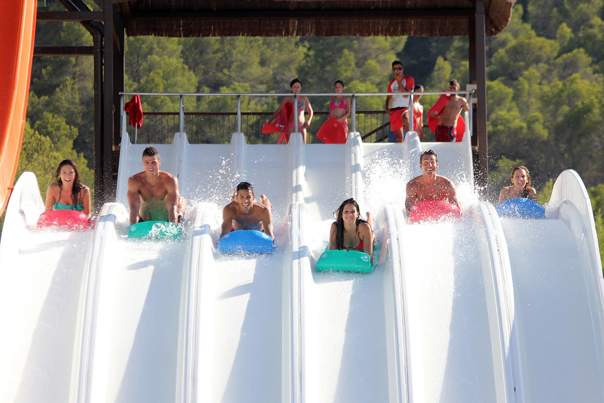 Thanks a Million… and Let's Go for a Summer full of Super-Emotions at Aqualandia Benidorm