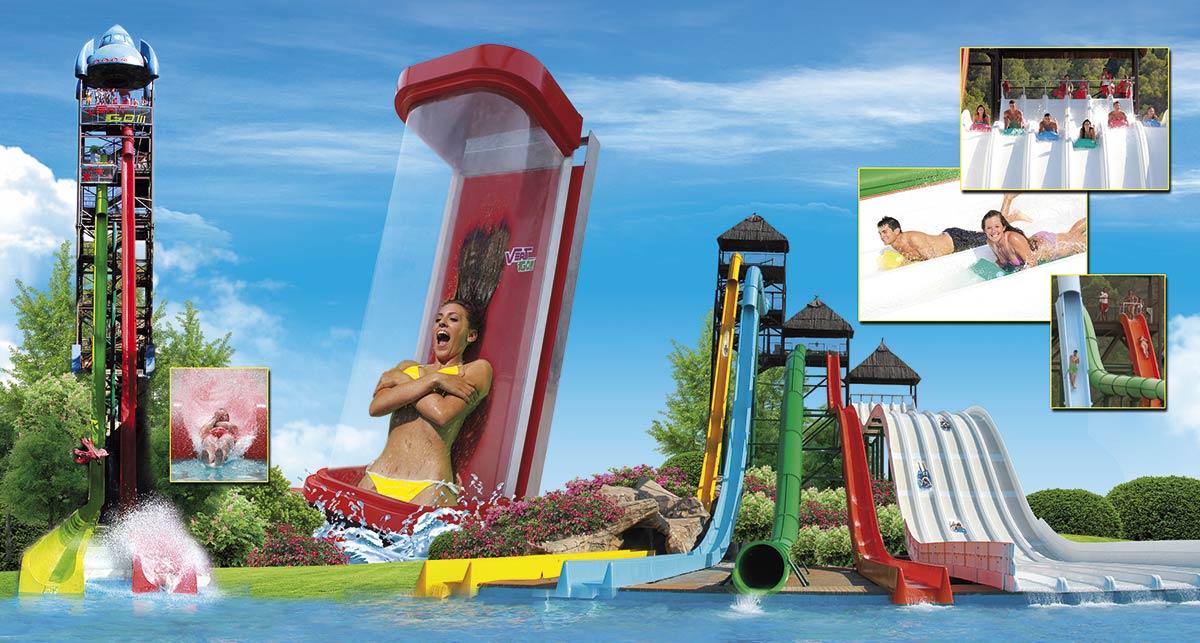 Parques de atracciones: las restricciones de altura