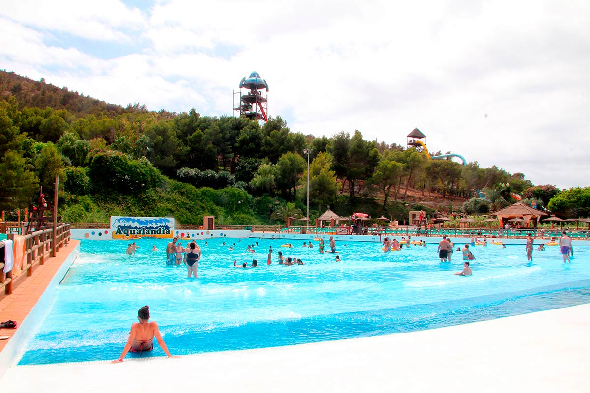 Aqualandia Is Starting the Training Courses for its New Lifeguards
