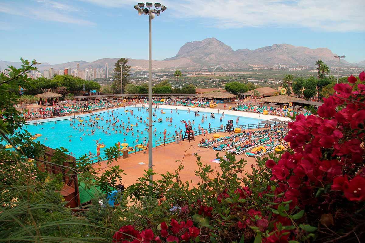 Aqualandia est ouvert un été de plus