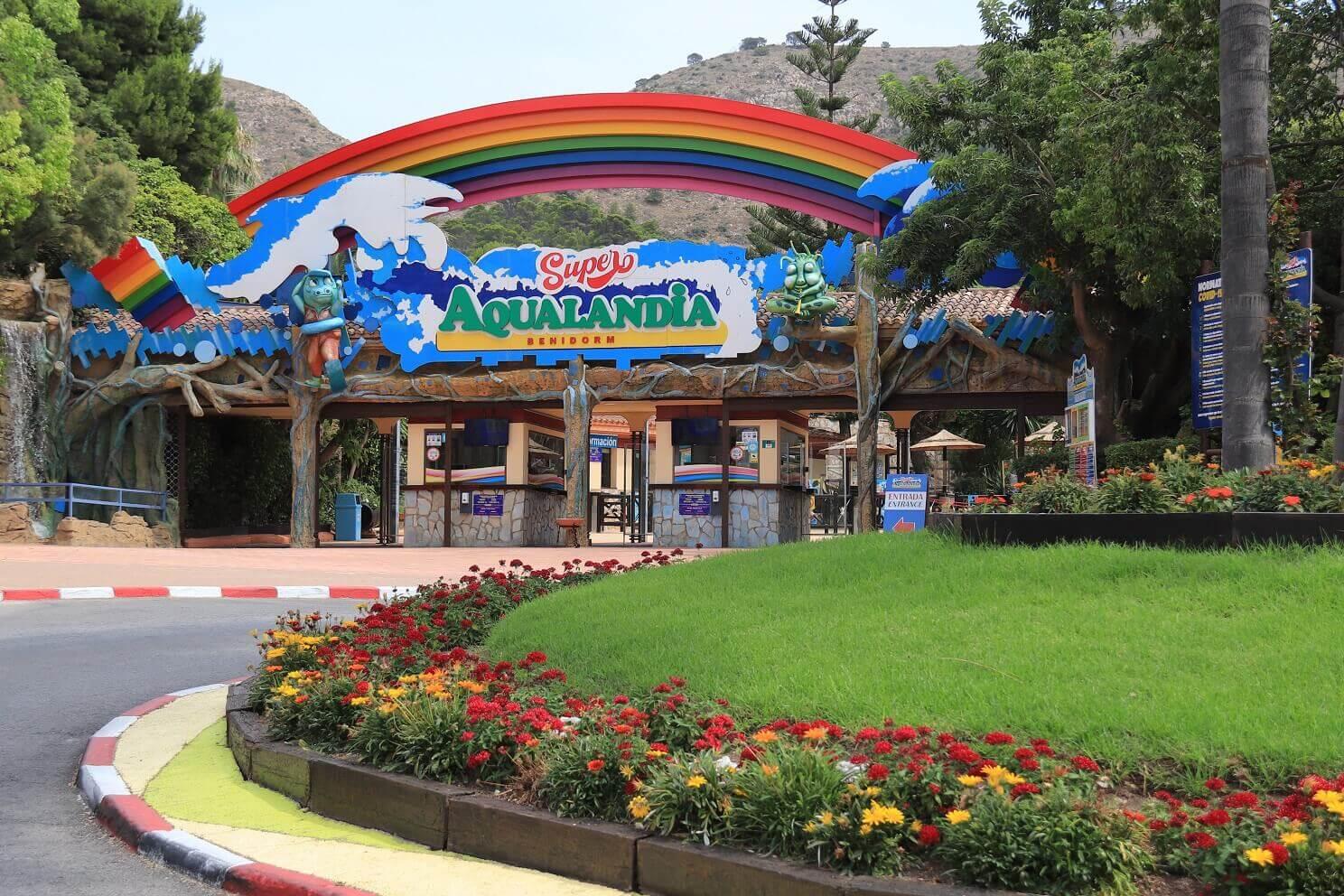 NOTA DE PRENSA | Aqualandia abre sus puertas el próximo 3 de julio
