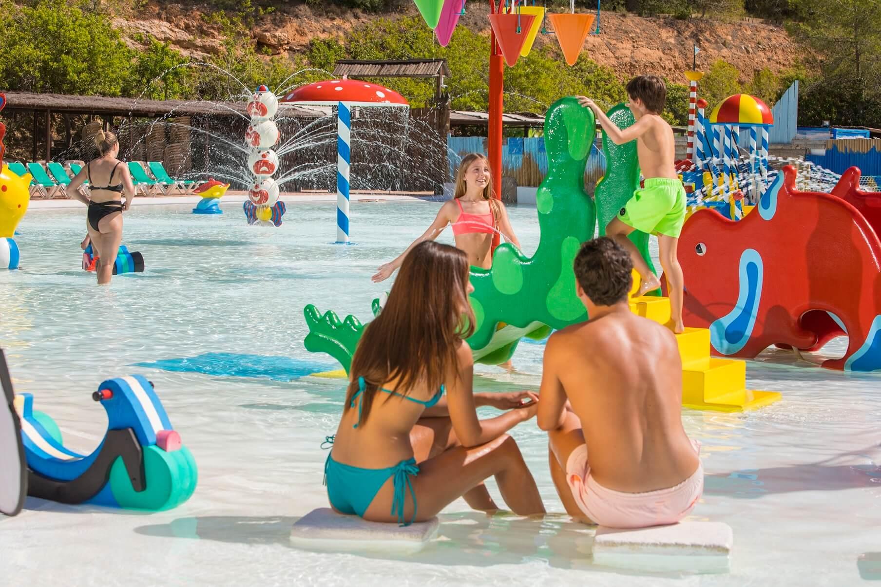 ¿Parques acuáticos para niños? Te esperamos en Aqualandia